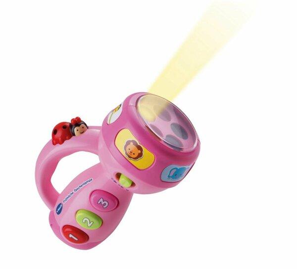 Vtech Fröhliche Taschenlampe pink