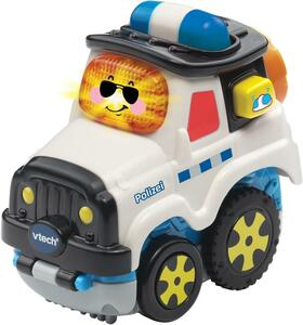 Vtech TutTut Babyflitzer Press´n Go Polizei