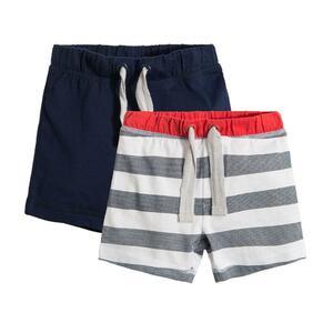 Baby Shorts 2er Pack für Jungen