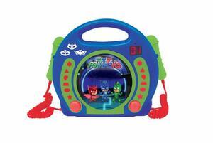 Lexibook CD Player PJ Masks mit Mikrofonen