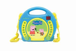 Peppa Pig Karaoke CD Player