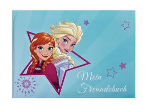 Disney Die Eiskönigin Freundebuch A5