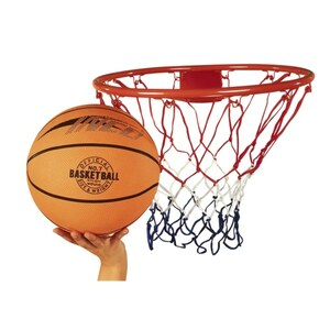 Basketballring-Set