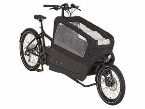 Prophete E-Bike Lastenrad CARGO 2.0, 26 Zoll