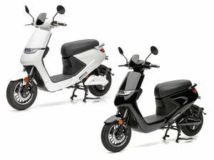 Nova Motors E-Motorroller E-Mace