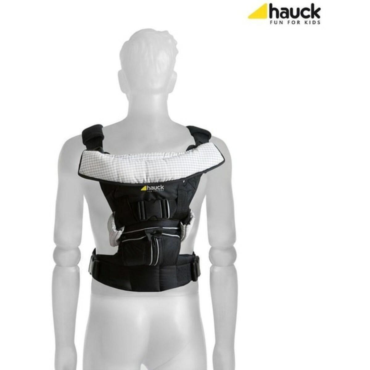 Bild 1 von Hauck - Babytrage 4-Way, black