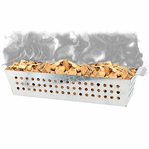 BBQ-Räucherbox 33,3x7,5x9,5cm