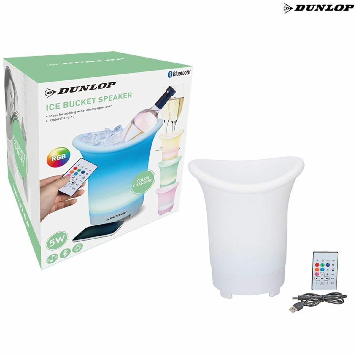 Bild 2 von Dunlop Bluetooth-Lautsprecher mit Flaschenkühler 27cm