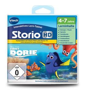 Vtech Storio Lernspiel Findet Dorie HD
