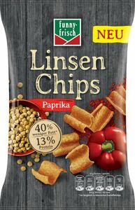 Funny Frisch Linsenchips Paprika 90g