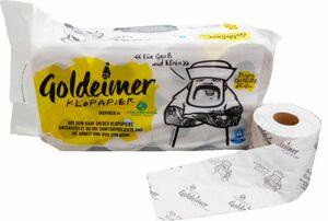 Goldeimer Toilettenpapier 3-lagig 8x150 Blatt