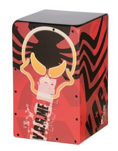 Volt Cool Cajon Angry Red