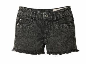 Kleinkinder Mädchen Jeansshorts