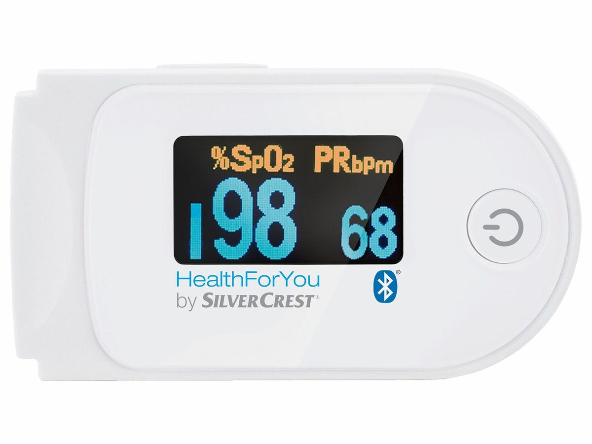 Bild 2 von SILVERCREST® Pulsoximeter