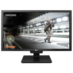 LG 24GM79G - 61 cm (24 Zoll), LED, 144Hz, 1 ms, AMD FreeSync,  Höhenverstellung, DisplayPort