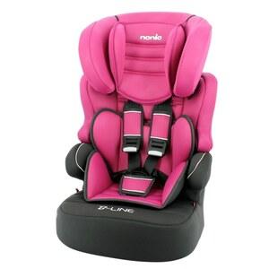 Nania – Kindersitz BeLine SP Luxe, pink