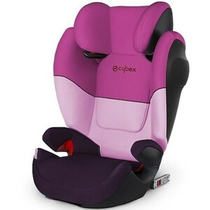 Cybex - Kindersitz Solution M-Fix SL, Purple Rain