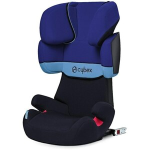 Cybex - Kindersitz Solution X-Fix, Blue Moon Navy Blue