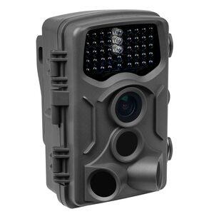 """MEDION S47044 Wildkamera mit getarntem Gehäuse, 5 Megapixel, Spritzwassergeschützt, Bewegungsmelder, 2,4"""" Display"""