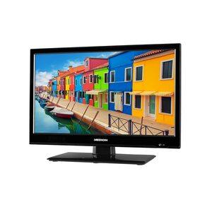 MEDION LIFE® E11910 Fernseher, 47 cm (18,5'') LCD-TV, HD Triple Tuner, integrierter Mediaplayer, Car-Adapter, CI+
