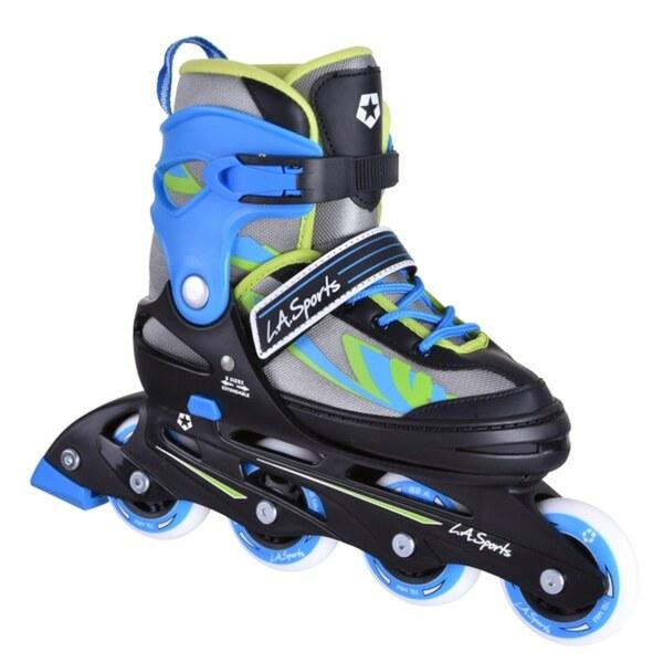 Inline Skates Gr. 26-30, blau
