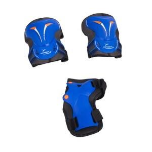 Hornet - Protektoren-Set, Gr. S, blau