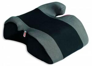 Cartrend Kindersitzerhöhung Sunny Plus ,  schwarz-grau