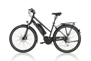 Fischer E-Bike Trekking 28 Zoll 9-Gang ,  Damen, ETD 1861-R1