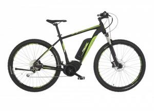 Fischer E-Bike MTB 29 Zoll 9-Gang ,  Herren, EM 1865-S1