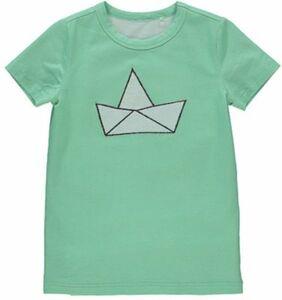 T-Shirt , Organic Cotton Gr. 140 Jungen Kinder