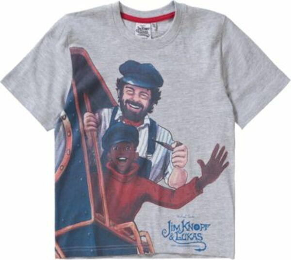 Jim Knopf T-Shirt Gr. 128/134 Jungen Kinder