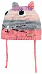 Baby Mütze CUDDLE Gr. 50 Mädchen Kleinkinder