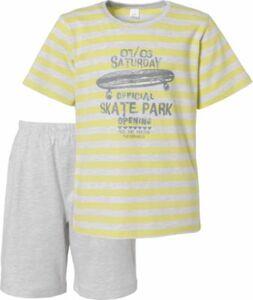 Schlafanzug Gr. 122 Jungen Kinder