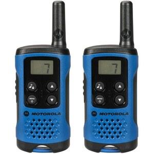 Motorola - Funkgerät TLKR T41, blau