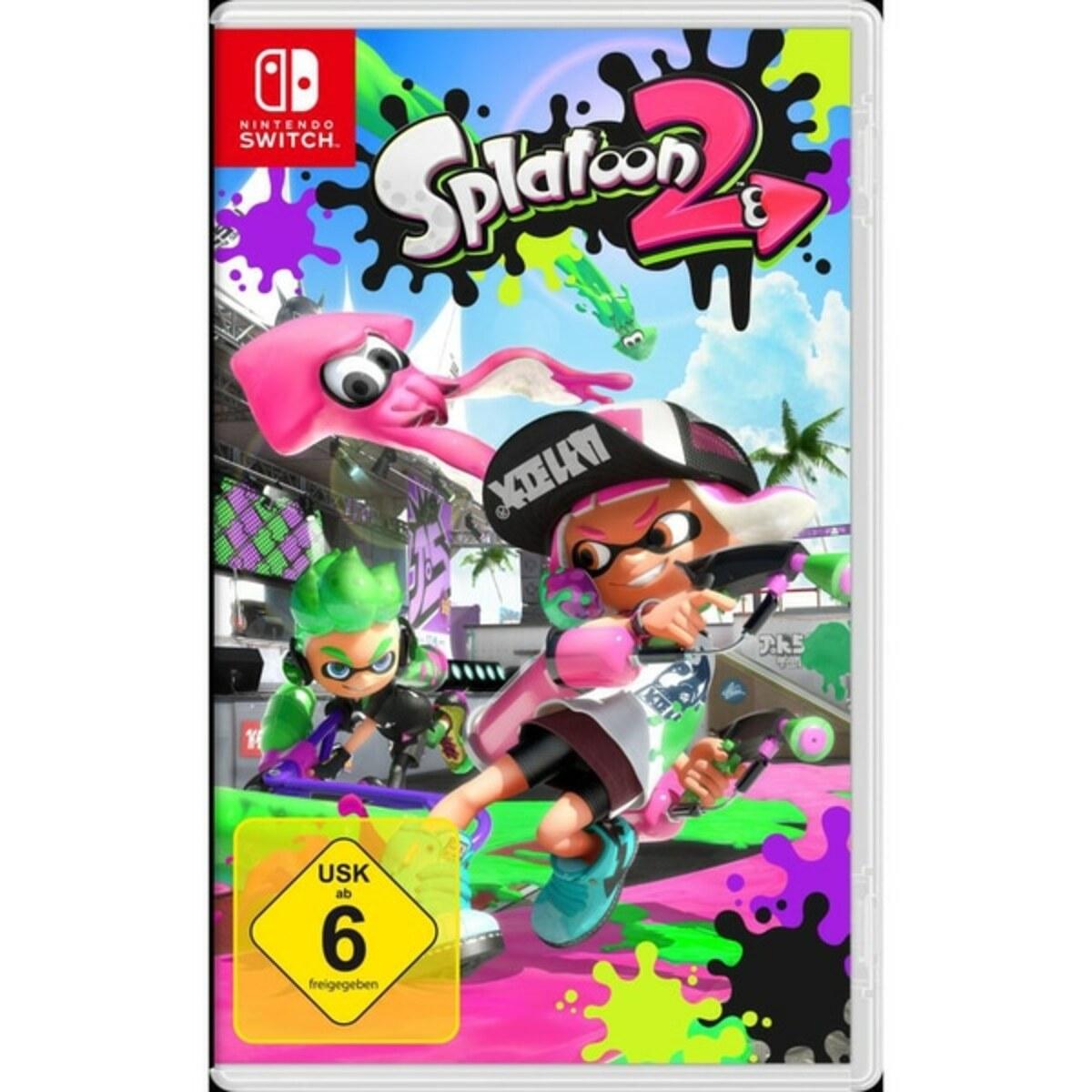 Bild 1 von Nintendo - Switch: Splatoon 2