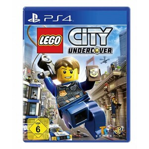 Sony PS4 - LEGO City Undercover