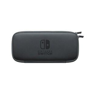 Nintendo - Switch: Tasche + Schutzfolie