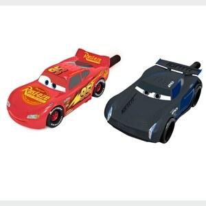 Disney Cars - Walkie-Talkie 2.4 GHz, Lightning McQueen & Jackson Storm