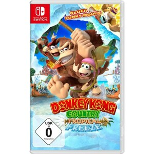 Nintendo - Switch: Donkey Kong Country Tropical Freeze