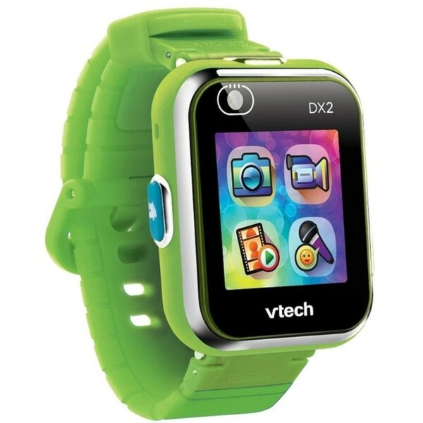VTech - Kidizoom: Smart Watch DX2, grün