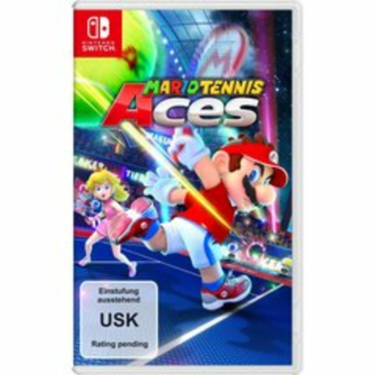Bild 2 von Nintendo - Switch: Mario Tennis Aces