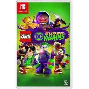 Nintendo - Switch: LEGO DC Super-Villains
