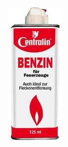 Feuerzeugbenzin, 125 ml Centralin