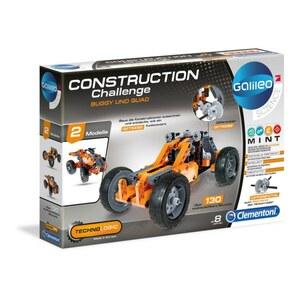 Galileo - Construction Challenge: Buggy & Quad