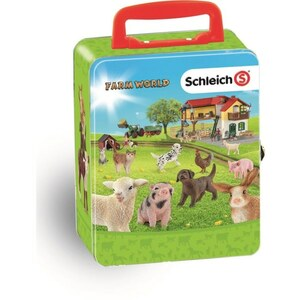 Schleich - Farm World: Sammelkoffer