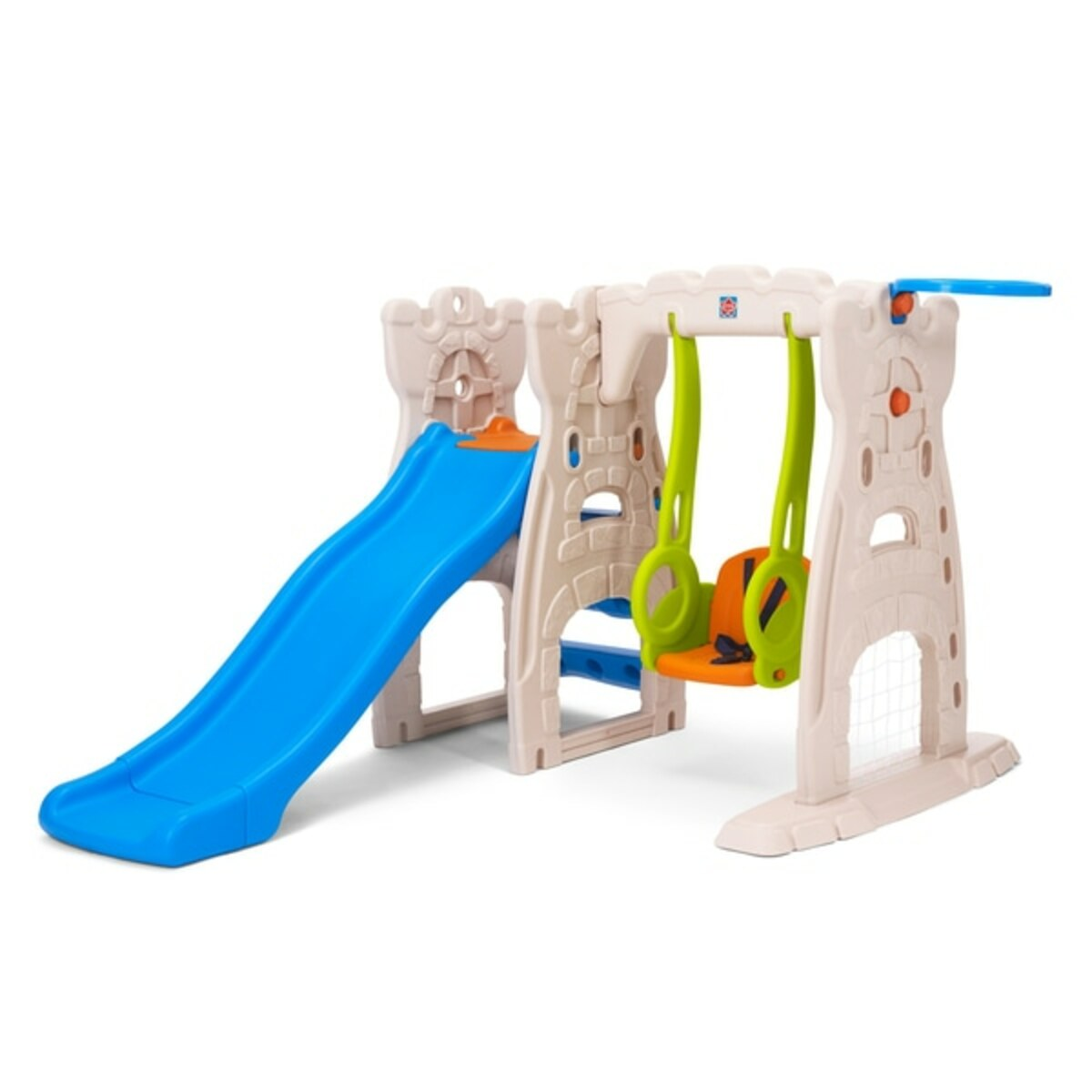 Bild 3 von Grow´n Up - Scramble N Slide Playcenter mit Rutsche