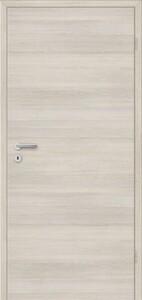 Borne Türblatt CPL Lärche Cashmere quer ,  86 cm x  198,5 cm DIN rechts, Röhrenspan