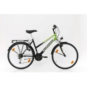 Actimover - 26 Zoll ATB Park n Ride, grün/schwarz