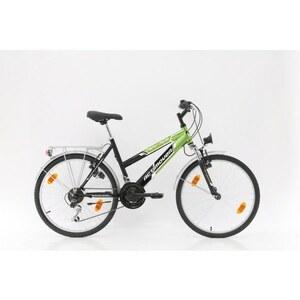 Actimover - 24 Zoll ATB Park n Ride, grün/schwarz