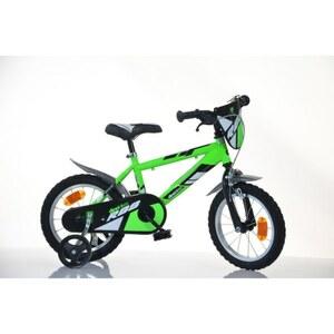 Protype - 16 Zoll Kinderfahrrad Ben, grün/schwarz